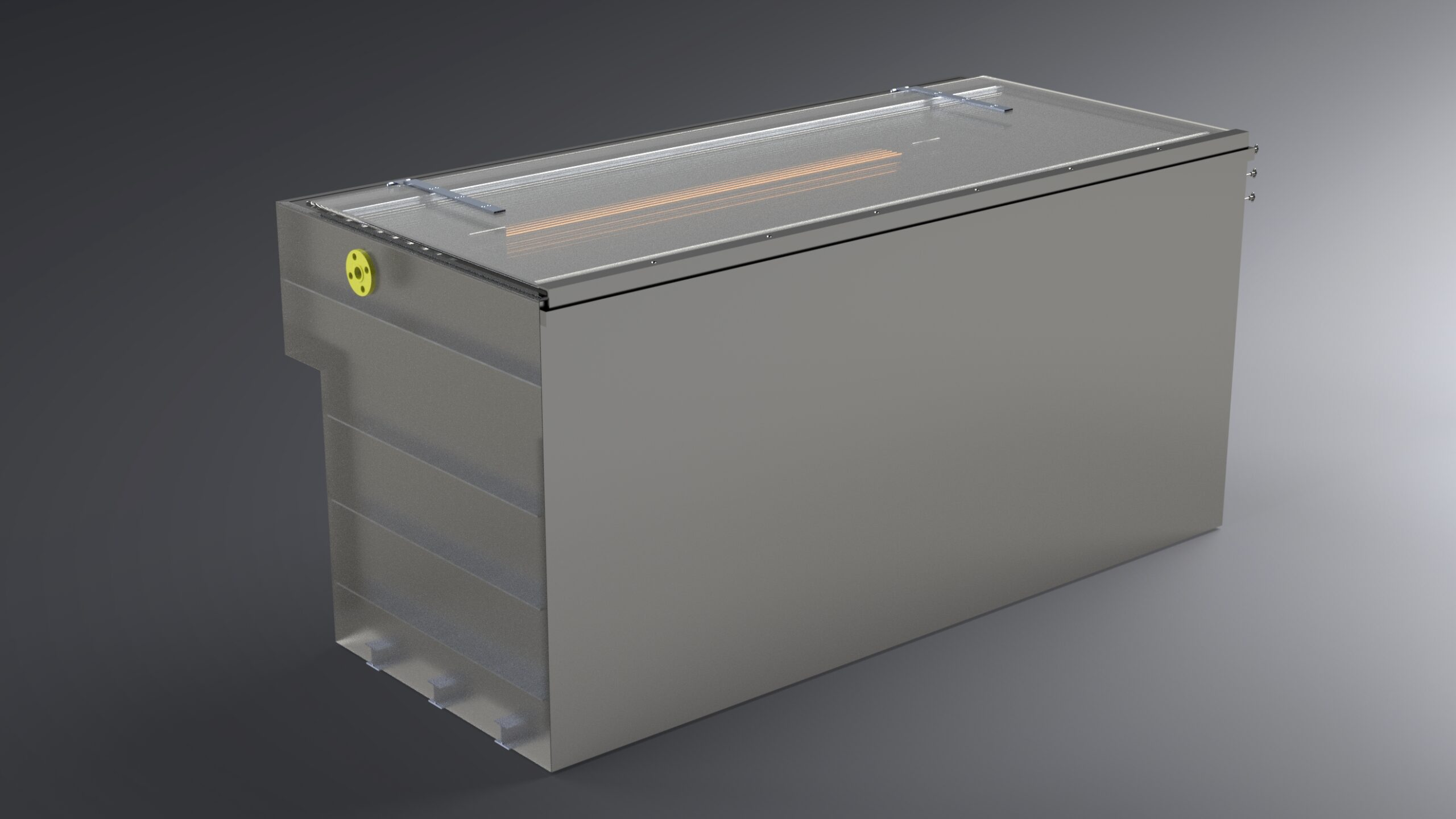 immersion cooling tank